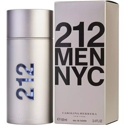 EURO PARFUM Carolina Herrera 212 NYC Men 100 ml