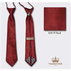 Галстук Tsarevich 104 Pl Red